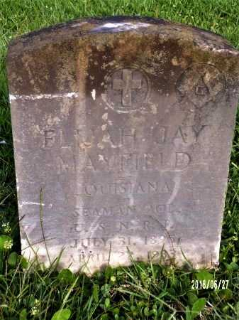 MAYFIELD, ELIJAH JAY  (VETERAN) - St. Tammany County, Louisiana | ELIJAH JAY  (VETERAN) MAYFIELD - Louisiana Gravestone Photos