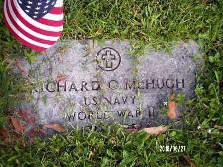 MCHUGH, RICHARD C (VETERAN WWII) - St. Tammany County, Louisiana | RICHARD C (VETERAN WWII) MCHUGH - Louisiana Gravestone Photos