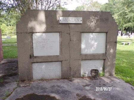 MCKEAN, MEMORIAL - St. Tammany County, Louisiana | MEMORIAL MCKEAN - Louisiana Gravestone Photos