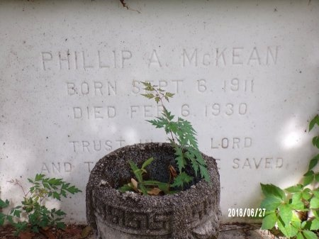 MCKEAN, PHILLIP A - St. Tammany County, Louisiana | PHILLIP A MCKEAN - Louisiana Gravestone Photos