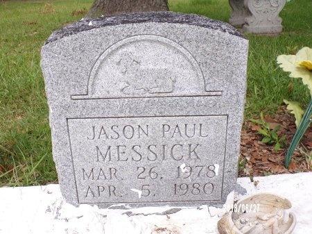 MESSICK, JASON PAUL - St. Tammany County, Louisiana | JASON PAUL MESSICK - Louisiana Gravestone Photos