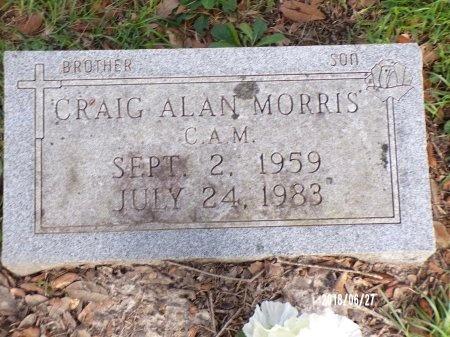 MORRIS, CRAIG ALLEN - St. Tammany County, Louisiana | CRAIG ALLEN MORRIS - Louisiana Gravestone Photos
