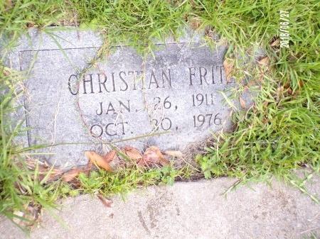 NEUHAUSER, CHRISTIAN FRITZ - St. Tammany County, Louisiana | CHRISTIAN FRITZ NEUHAUSER - Louisiana Gravestone Photos