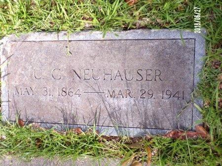NEUHAUSER, ULYSSES GRANT - St. Tammany County, Louisiana   ULYSSES GRANT NEUHAUSER - Louisiana Gravestone Photos