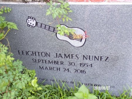 NUNEZ, LEIGHTON JAMES - St. Tammany County, Louisiana | LEIGHTON JAMES NUNEZ - Louisiana Gravestone Photos