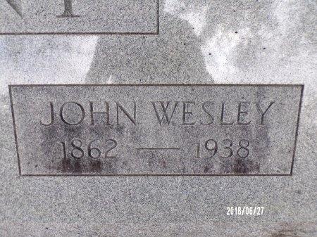 PARENT, JOHN WESLEY (CLOSE UP) - St. Tammany County, Louisiana | JOHN WESLEY (CLOSE UP) PARENT - Louisiana Gravestone Photos