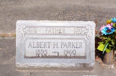 PARKER, ALBERT H - St. Tammany County, Louisiana | ALBERT H PARKER - Louisiana Gravestone Photos