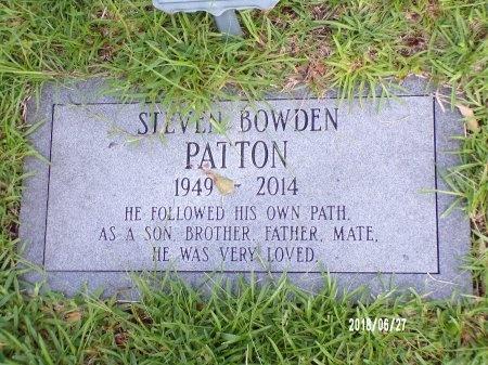 PATTON, STEVEN BOWDEN - St. Tammany County, Louisiana | STEVEN BOWDEN PATTON - Louisiana Gravestone Photos