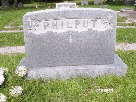 PHILPUT, MEMORIAL - St. Tammany County, Louisiana | MEMORIAL PHILPUT - Louisiana Gravestone Photos