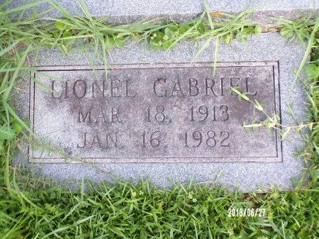 PICHON, LIONEL GABRIEL - St. Tammany County, Louisiana   LIONEL GABRIEL PICHON - Louisiana Gravestone Photos