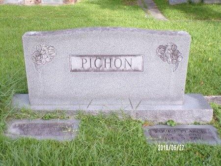 PICHON, MEMORIAL - St. Tammany County, Louisiana | MEMORIAL PICHON - Louisiana Gravestone Photos