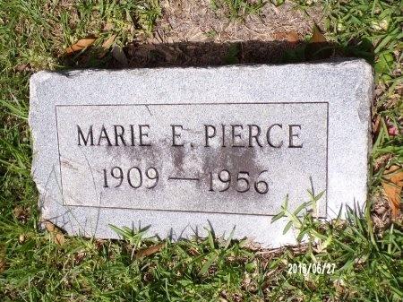 PIERCE, MARIE E - St. Tammany County, Louisiana | MARIE E PIERCE - Louisiana Gravestone Photos