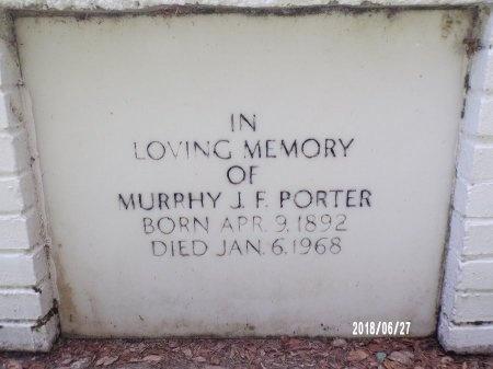 PORTER, MURPHY JOHN FOSTER - St. Tammany County, Louisiana | MURPHY JOHN FOSTER PORTER - Louisiana Gravestone Photos