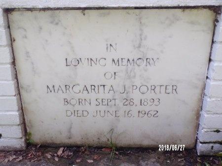 GOUBLER PORTER, MARGARET J - St. Tammany County, Louisiana | MARGARET J GOUBLER PORTER - Louisiana Gravestone Photos