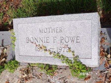 POWE, BONNIE - St. Tammany County, Louisiana | BONNIE POWE - Louisiana Gravestone Photos