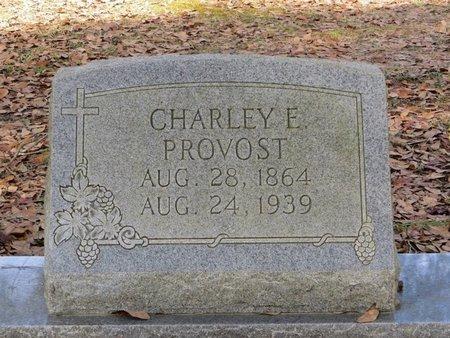 PROVOST, CHARLEY E - St. Tammany County, Louisiana | CHARLEY E PROVOST - Louisiana Gravestone Photos