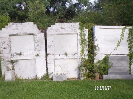RIST, CRYPTS - St. Tammany County, Louisiana | CRYPTS RIST - Louisiana Gravestone Photos