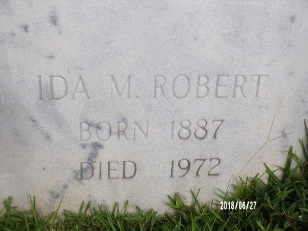 MCCRAINE ROBERT, IDA - St. Tammany County, Louisiana | IDA MCCRAINE ROBERT - Louisiana Gravestone Photos