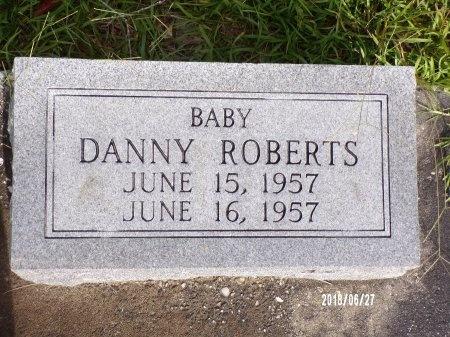 ROBERTS, DANNY - St. Tammany County, Louisiana | DANNY ROBERTS - Louisiana Gravestone Photos