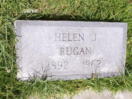 RUGAN, HELEN J - St. Tammany County, Louisiana | HELEN J RUGAN - Louisiana Gravestone Photos