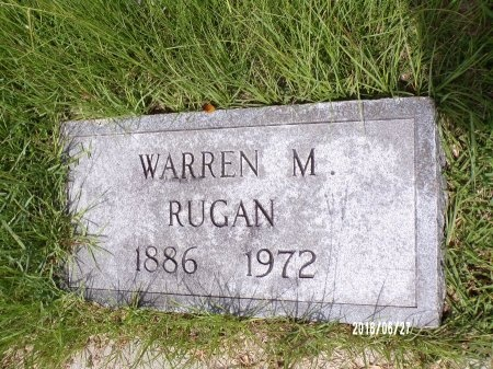 RUGAN, WARREN MIXER - St. Tammany County, Louisiana | WARREN MIXER RUGAN - Louisiana Gravestone Photos