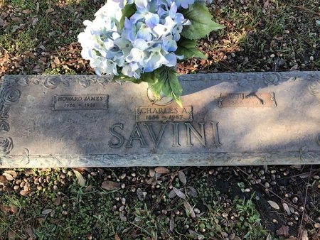 SAVINI, WINIFRED K - St. Tammany County, Louisiana | WINIFRED K SAVINI - Louisiana Gravestone Photos