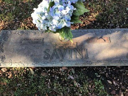 SAVINI, CHARLES A - St. Tammany County, Louisiana | CHARLES A SAVINI - Louisiana Gravestone Photos