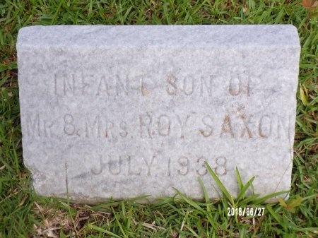 SAXON, INFANT - St. Tammany County, Louisiana   INFANT SAXON - Louisiana Gravestone Photos