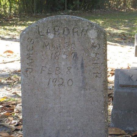 SMITH, JAMES LABORN - St. Tammany County, Louisiana | JAMES LABORN SMITH - Louisiana Gravestone Photos