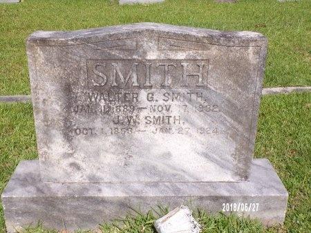 SMITH, J W - St. Tammany County, Louisiana | J W SMITH - Louisiana Gravestone Photos