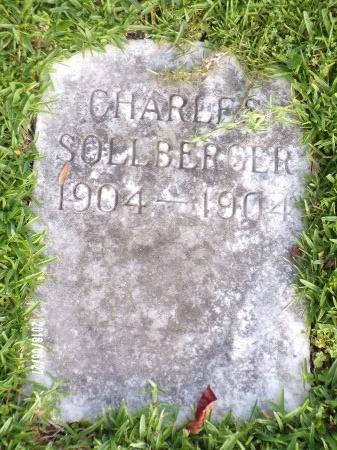 SOLLBERGER, CHARLES - St. Tammany County, Louisiana | CHARLES SOLLBERGER - Louisiana Gravestone Photos