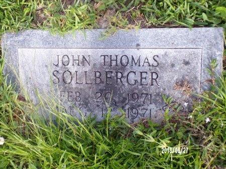 SOLLBERGER, JOHN THOMAS - St. Tammany County, Louisiana   JOHN THOMAS SOLLBERGER - Louisiana Gravestone Photos