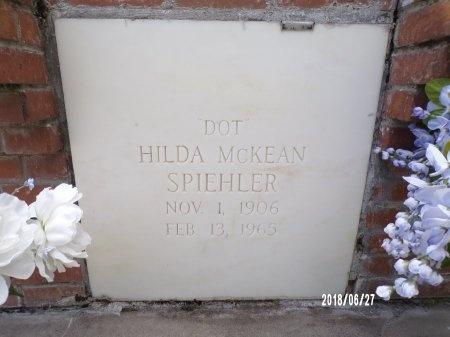 SPIEHLER, HILDA (CLOSE UP) - St. Tammany County, Louisiana   HILDA (CLOSE UP) SPIEHLER - Louisiana Gravestone Photos