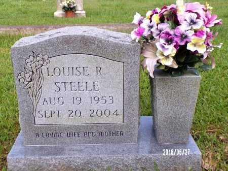STEELE, LOUISE R - St. Tammany County, Louisiana | LOUISE R STEELE - Louisiana Gravestone Photos