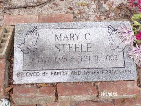 STEELE, MARY C - St. Tammany County, Louisiana | MARY C STEELE - Louisiana Gravestone Photos