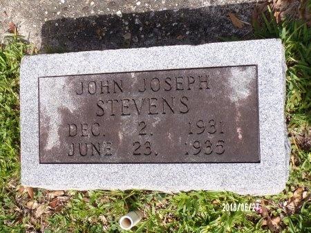 STEVENS, JOHN JOSEPH - St. Tammany County, Louisiana | JOHN JOSEPH STEVENS - Louisiana Gravestone Photos