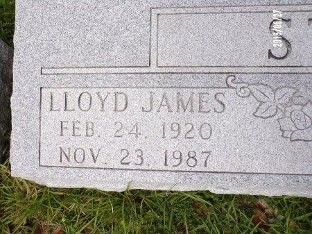 STRAIN, LLOYD JAMES (CLOSE UP) - St. Tammany County, Louisiana | LLOYD JAMES (CLOSE UP) STRAIN - Louisiana Gravestone Photos