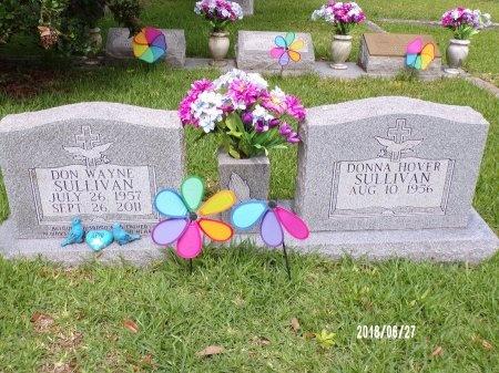 SULLIVAN, DON WAYNE - St. Tammany County, Louisiana | DON WAYNE SULLIVAN - Louisiana Gravestone Photos