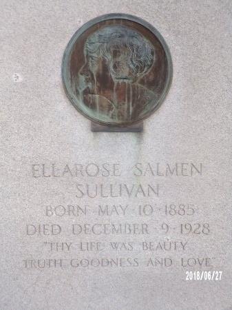 SULLIVAN, ELLAROSE (CLOSE UP) - St. Tammany County, Louisiana | ELLAROSE (CLOSE UP) SULLIVAN - Louisiana Gravestone Photos