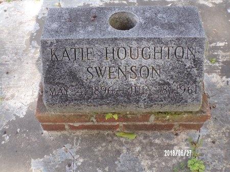 HOUGHTON SWENSON, KATIE - St. Tammany County, Louisiana | KATIE HOUGHTON SWENSON - Louisiana Gravestone Photos