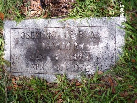 TAYLOR, JOSEPHINE - St. Tammany County, Louisiana | JOSEPHINE TAYLOR - Louisiana Gravestone Photos