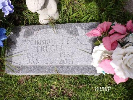 TREGLE, CHRISTOPHER EDWARD - St. Tammany County, Louisiana | CHRISTOPHER EDWARD TREGLE - Louisiana Gravestone Photos