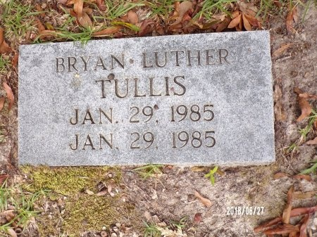 TULLIS, BRYAN LUTHER - St. Tammany County, Louisiana   BRYAN LUTHER TULLIS - Louisiana Gravestone Photos