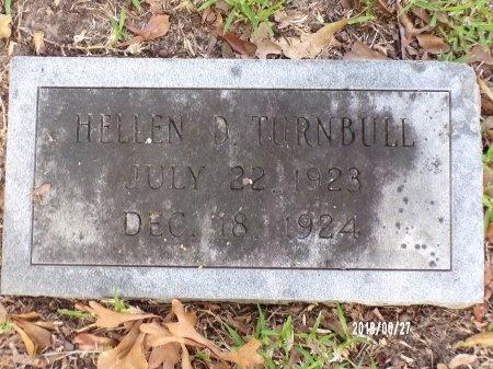 TURNBULL, HELLEN D - St. Tammany County, Louisiana | HELLEN D TURNBULL - Louisiana Gravestone Photos