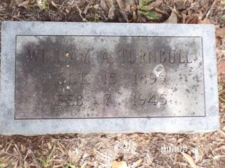 TURNBULL, WILLIAM A - St. Tammany County, Louisiana | WILLIAM A TURNBULL - Louisiana Gravestone Photos