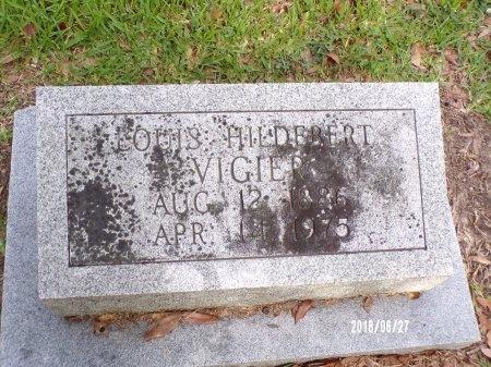 VIGIER, LOUIS HILDEBERT - St. Tammany County, Louisiana | LOUIS HILDEBERT VIGIER - Louisiana Gravestone Photos