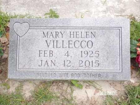 VILLECCO, MARY HELEN - St. Tammany County, Louisiana | MARY HELEN VILLECCO - Louisiana Gravestone Photos