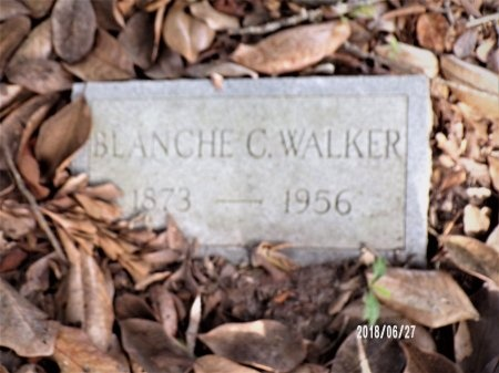 WALKER, BLANCHE C - St. Tammany County, Louisiana | BLANCHE C WALKER - Louisiana Gravestone Photos