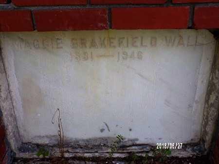 WALL, MAGGIE - St. Tammany County, Louisiana | MAGGIE WALL - Louisiana Gravestone Photos
