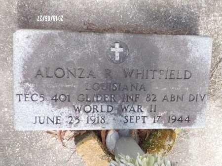 WHITFIELD, ALONZA RANSOM (VETERAN WWII KIA) - St. Tammany County, Louisiana | ALONZA RANSOM (VETERAN WWII KIA) WHITFIELD - Louisiana Gravestone Photos